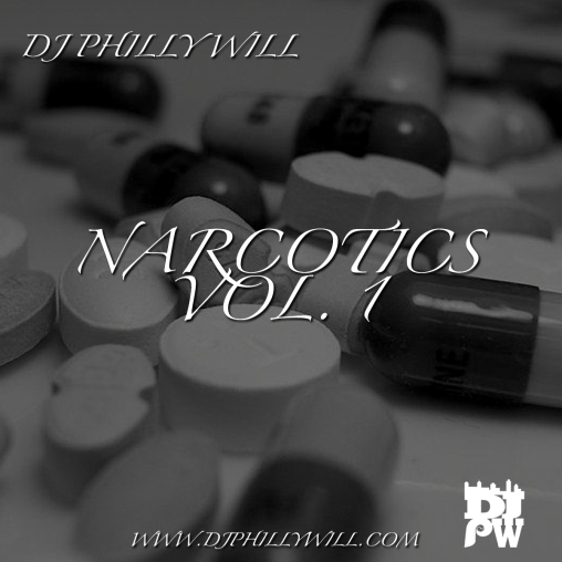Narcotics Vol. 1 (COVER)