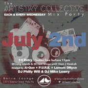 7:2:14 Artistry Collective Mix Party
