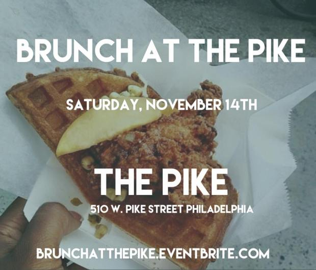 Brunch at Pike