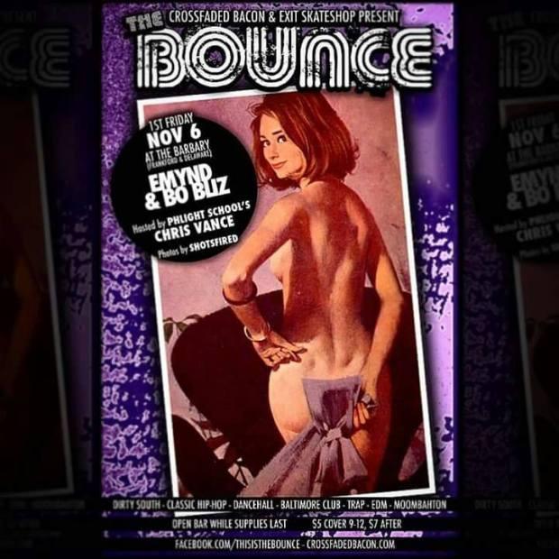 Bounce Nov 2015