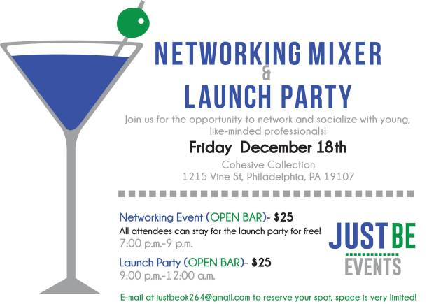 Just Be - Networking Event