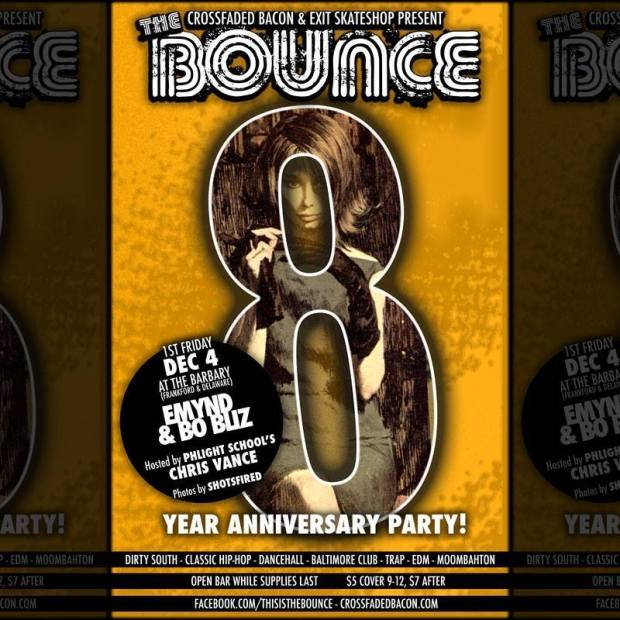 The Bounce 12-4