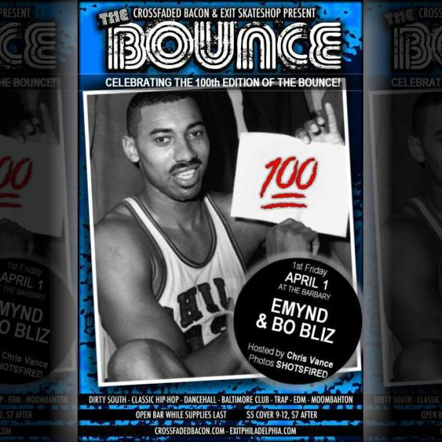 The Bounce 100